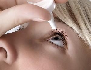 Глазные капли от усталости глаз