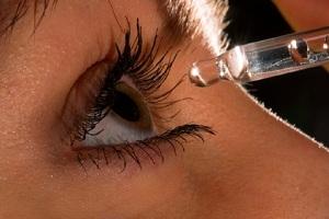 нестероидные глазные капли