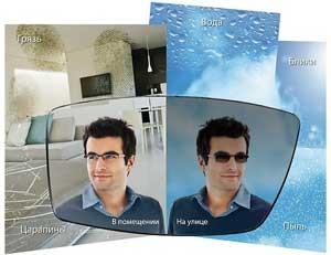 Фотохромные очки